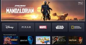 La plataforma de streaming Disney+ / DISNEY