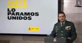 El director adjunto operativo (DAO) de la Guardia Civil, Laurentino Ceña / EUROPAPRESS