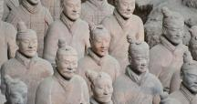 Guerreros de Terracota de Xian (China)