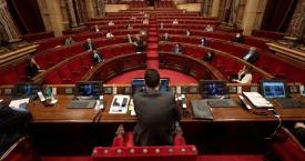 Pleno del Parlament del 21 de mayo / EUROPA PRESS