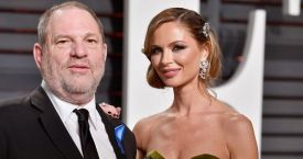 El productor Harvey Weinstein ha sido denunciado por acoso sexual